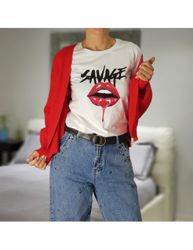 T-shirt suvage