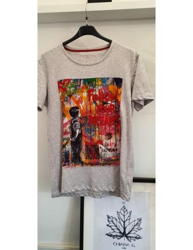 T-shirt murales