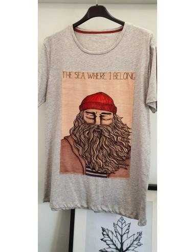 T-shirt marinaio