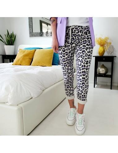 Pantalone Leopard