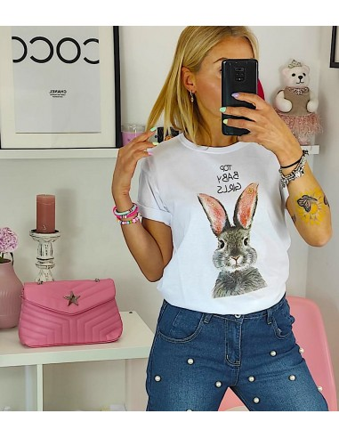 T-shirt rabbit