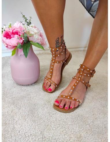 Sandalo Borchiato