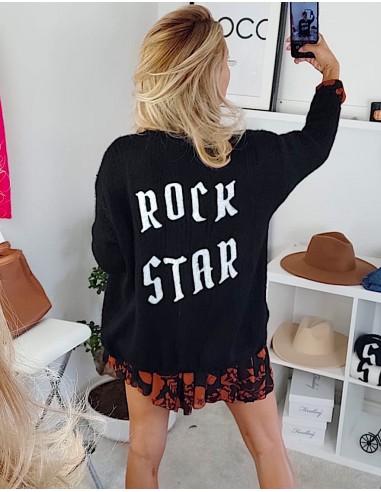Cardigan Rock Star