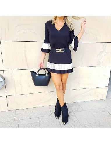 Vestito plissè
